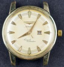 Vintage 1950's Longines Comet Calendar Automatic Watch