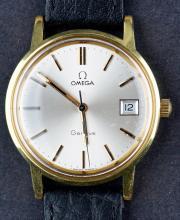 1972 Omega Geneve Cal.613 with Micrometric Regulator Handwinding Watch