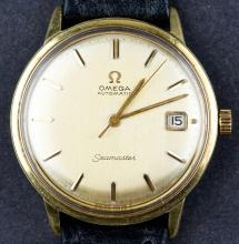 Vintage 1964 Omega SEAMASTER Automatic Wristwatch
