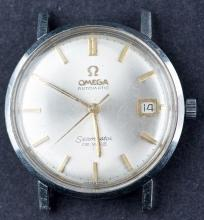 Vintage Omega SEAMASTER DeVille Automatic Watch