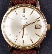 Vintage 1966 Omega SEAMASTER Automatic Wristwatch
