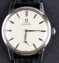 Vintage 1960 Omega SEAMASTER Mechanical Handwinding Watch