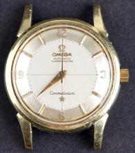 14 Kt Gold 1965 Omega Constellation Automatic Watch