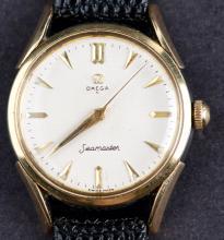 1952 Omega SEAMASTER Manual Wind Cal.420 Wristwatch