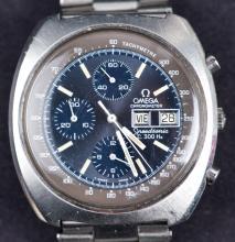 1970's Omega Constellation Speedsonic 300hz Quartz Wristwatch