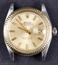 Vintage 1970's Rolex Superlative Chronometer Officially Certified Oyster Perpetual Date Just...