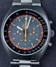 Circa 1970's Omega Speedmaster Professional Mk II Wristwatch