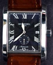 Vintage Swiss Made Raymond Weil Don Giovanni Collection Mens Dress Watch