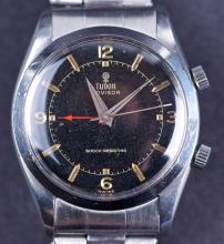 Vintage Tudor Advisor Alarm Wristwatch