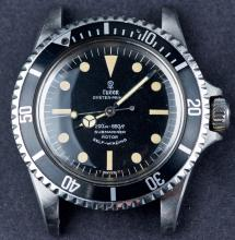 Classic 1950's Tudor Oyster Date Prince SUBMARINER Ref. 7928