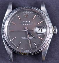 Vintage 1970's Automatic Rolex Oyster Perpetual Datejust 1603