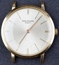 Circa 1960's 18 Kt Gold Patek Philippe 3468