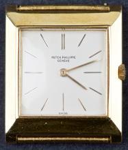 Vintage 1960's 18 Kt Gold Patek Philippe 3404