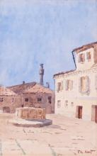 Huot, Charles Edouard Masson (1855-1930) Caridu San Trovaso
