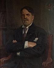 Huot, Charles Édouard Masson (1855-1930) Portrait d'homme