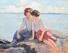 Des Clayes, Berthe (1877-1968)  Accolade