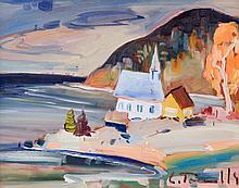 Tremblay, Louis (1949- )  Port au Persil