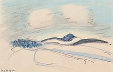 Coburn, Frederick Simpson (1871-1960) Paysage
