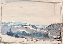 Coburn, Frederick Simpson (1871-1960) Paysage d?hiver