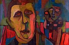 Segal, Seymour (1939- )  Recurring images (1966)
