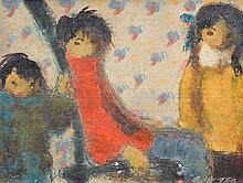 Winter, William Arthur (1909-1996)  Three Children