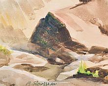 Rousseau, Albert (1908-1982)  Rocher