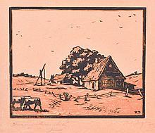 Duguay, Rodolphe (1891-1973)  Maison de campagne