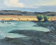 Duguay, Rodolphe (1891-1973) Paysage