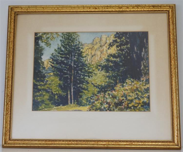 JOHN WELLINGTON (1878-1965) GREENLAND GAP WV