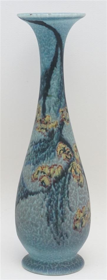 LOUISE ABEL 1923 ROOKWOOD VASE