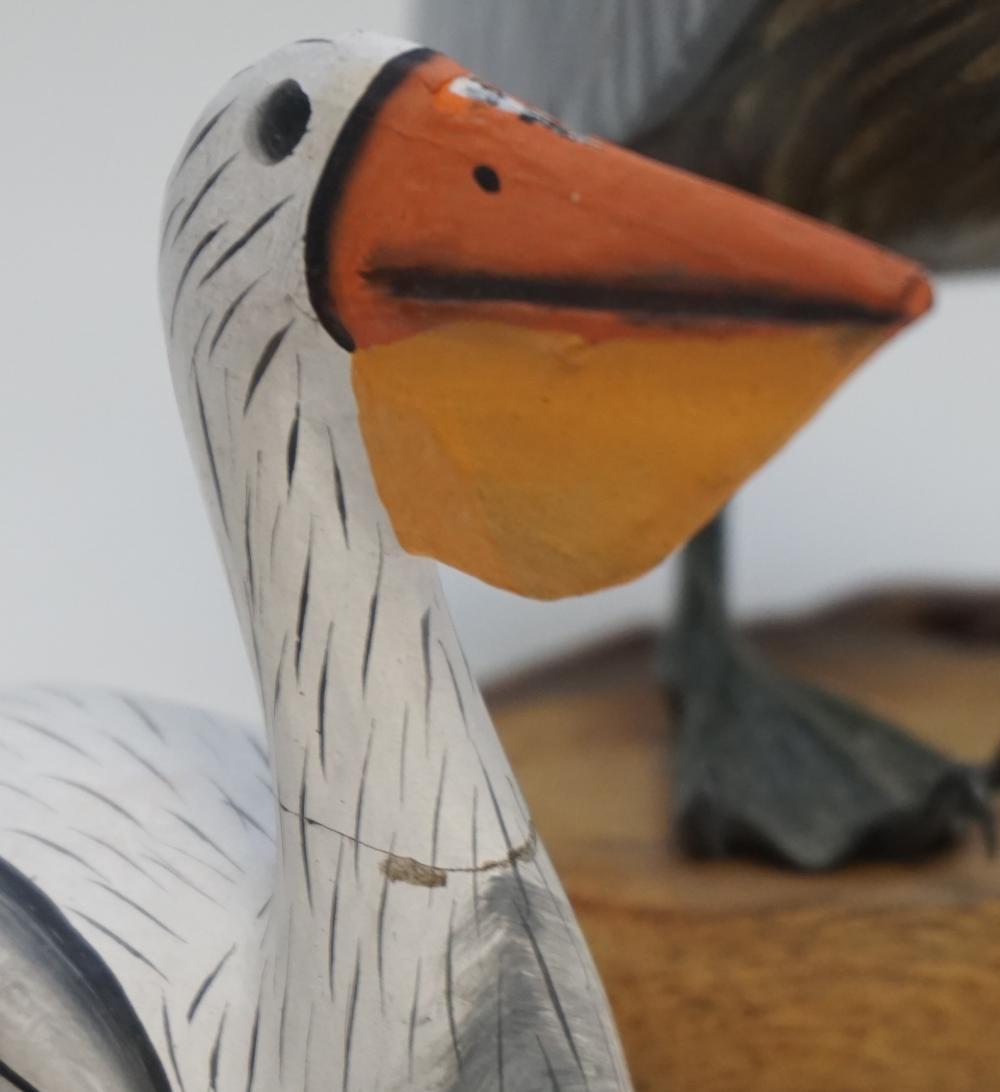 6A5D Decorative Pelican Bird Statue Champagne Gold L25cm * W15cm * H21cm Resin Copper Handicrafts Color : Champagne Gold