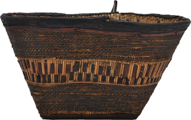DOGON WEST AFRICAN BASKET