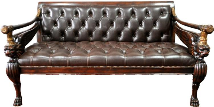 THEODORE ALEXANDER CLASSICAL REVIVAL CHESTERFIELD