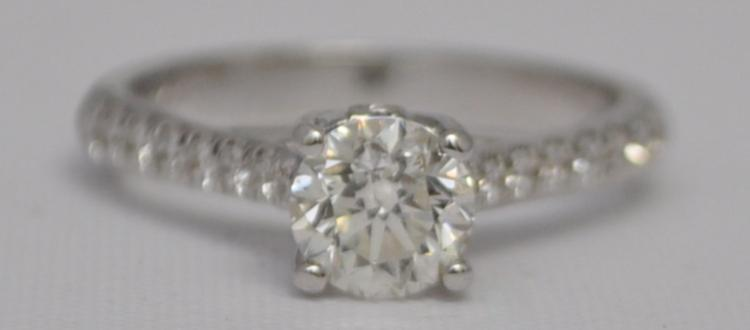 14K GOLD COAST DIAMOND ENGAGEMENT RING
