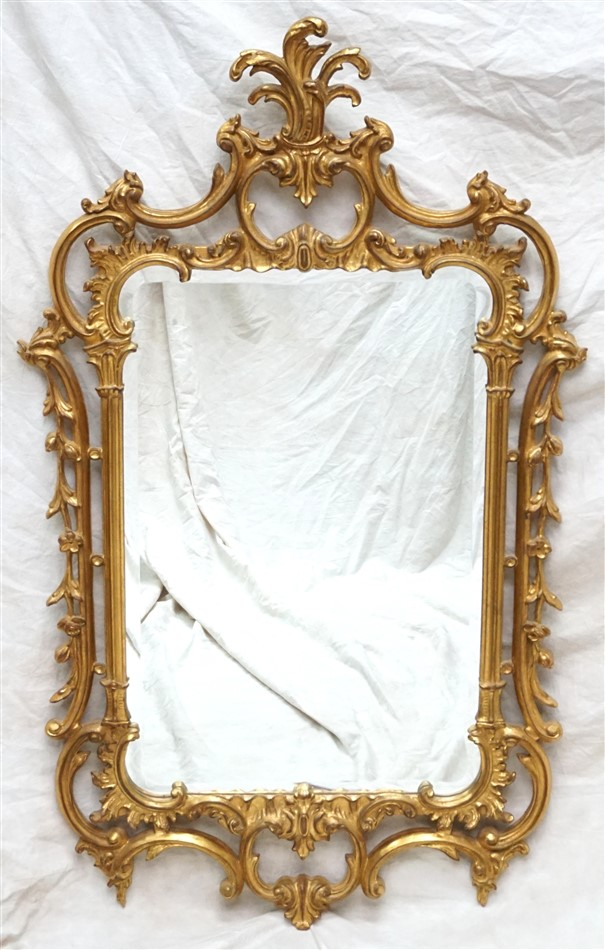 Carvers Guild Chippendale Mirror