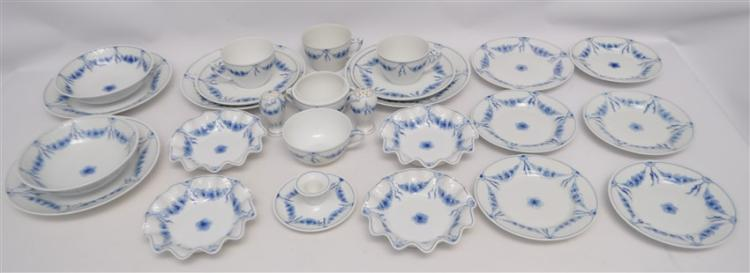 24 PIECE BING & GRONDAHL EMPIRE DINNERWARE