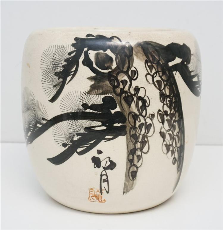 1920s JAPANESE PORCELAIN HIBACHI