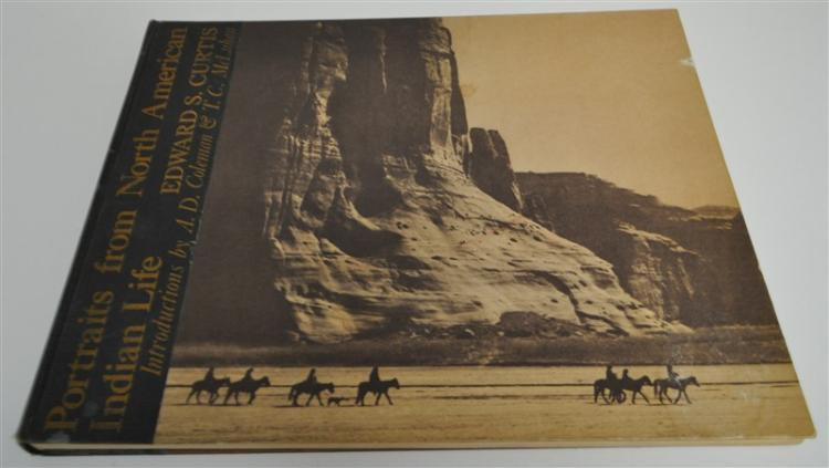 EDWARD S. CURTIS PORTRAITS FROM NORTH AMERICAN LIFE