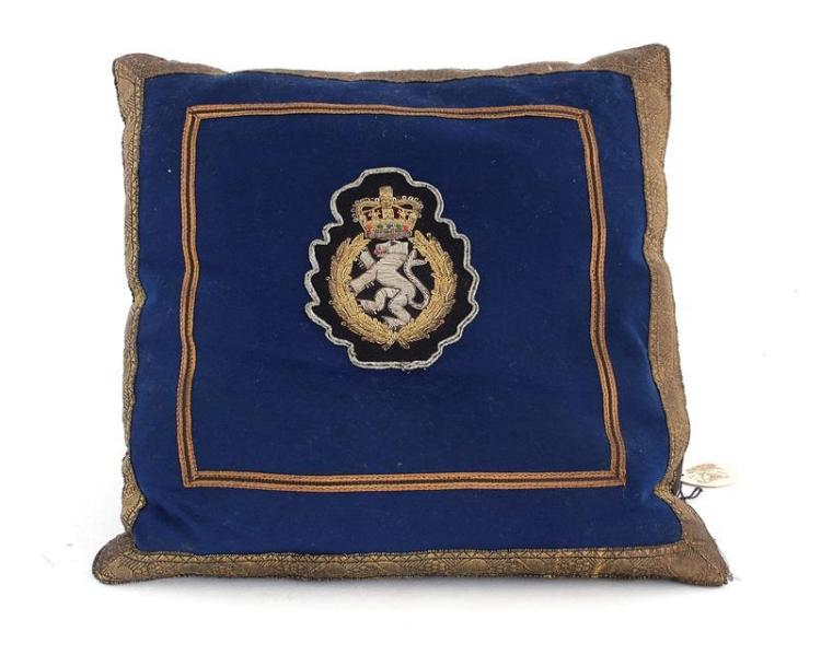 Duke & Duchess of Windsor pillow