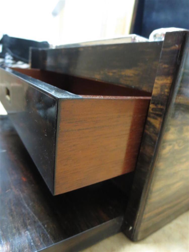 English coromandel dressing box