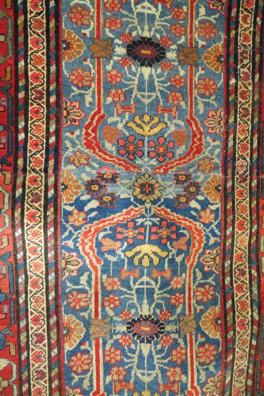 Antique Persian Sultanabad Carpet