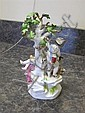 Image 7 for Meissen porcelain Labors of Cupid figure, and another figurine (2pcs)