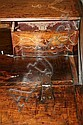 Image 3 for Louis XV inlaid walnut writing desk