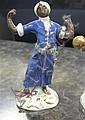 Image 4 for German miniature porcelain figure collection (10pcs)