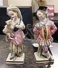 Image 13 for German miniature porcelain figure collection (10pcs)