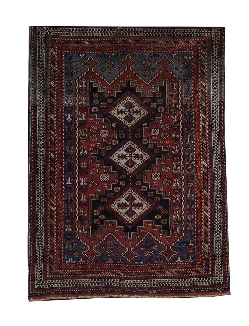 Persian Afshari carpet