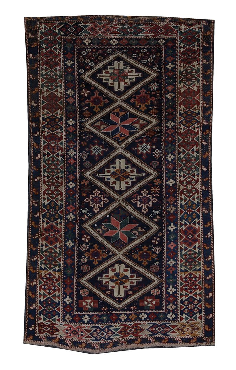 Russian Shirvan carpet