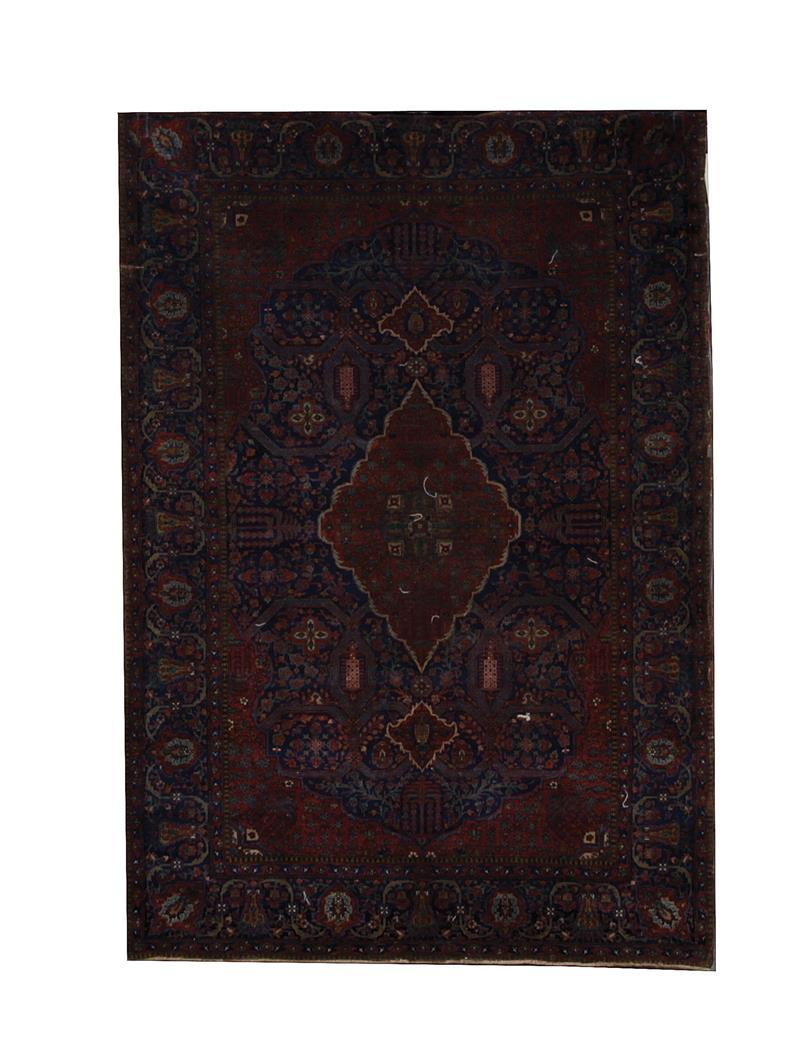 Persian Kashan carpet