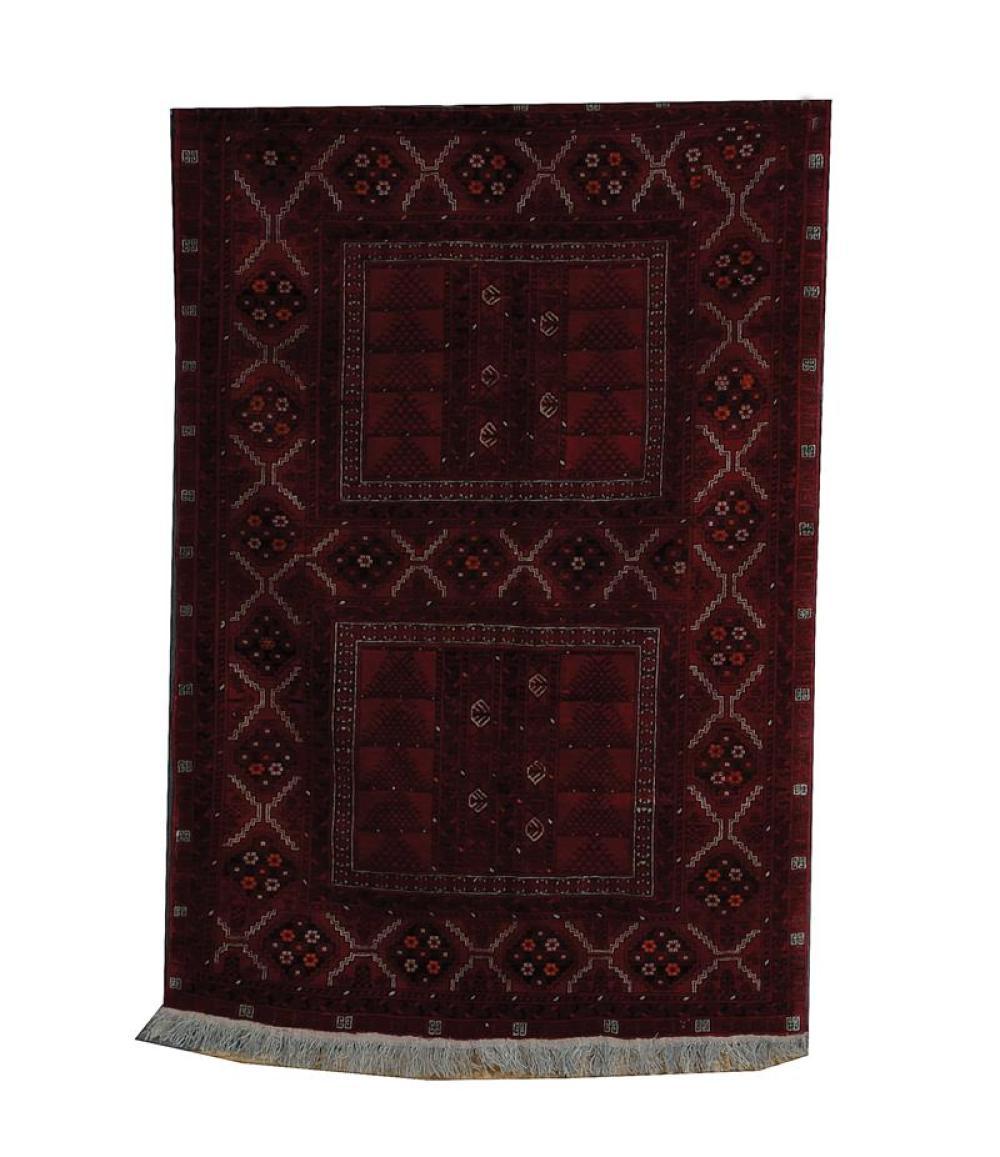 Afghan Turkoman carpet