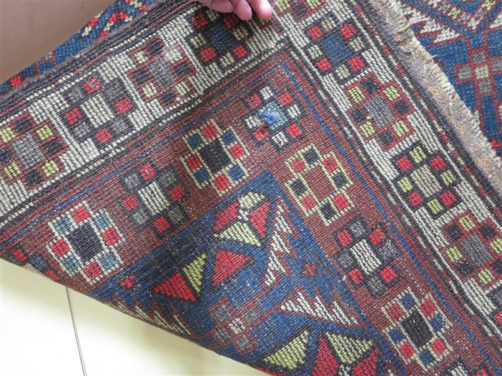 Caucasian Karabagh prayer rug